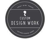 ORDER: Custom Paper Goods