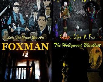 The Foxman Box Set