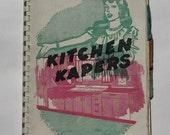 Vintage Cookbook Kitchen Kapers Church Propaganda and Vintage Advertising