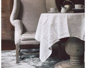 Bohemain Tablecloth -Off White- Free Shipping to USA