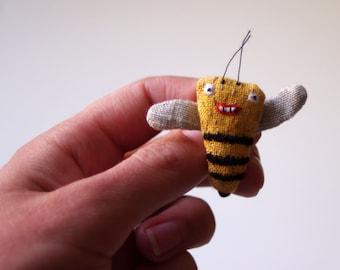 Little bee. Pin.