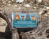 Doggie Shampoo Bar relieves allergies, repels fleas naturally