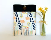 Kindle Cover, Kindle Paperwhite Cover, Kindle Voyage Cover, Fire HD 8, Fire HD 10 - Flowers