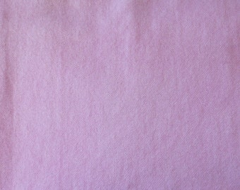 Light Pink Hand Dyed Felted Wool Fabric - Hand Dyed - 100% Wool - Rug Hooking, Quilting, Sewing, Applique by Quilting Acres
