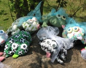 FROGS!  Forever Rely On God - little reminders of faith are handmade in Ohio