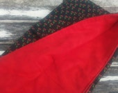 SALE-Cherry Bomb blankie