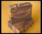 Pumpkin Spice Goat Milk Soap -- Olive Oil Soap, pumpkin soap, goat milk soap, cinnamon spice soap, Gift for Friend, Husband Gift