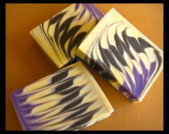 Tangerine Cedar Olive Oil Soap, Handmade Vegan Soap, Artisan Handcrafted Soap, Gift for Her, Gift for Him, Gift for Friend, For Man or Woman