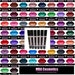 Color Rich Lipstick or HD Lip Paints-In Petite Slim Tubes Pick 1