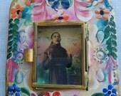 St Francis-Obama Nicho
