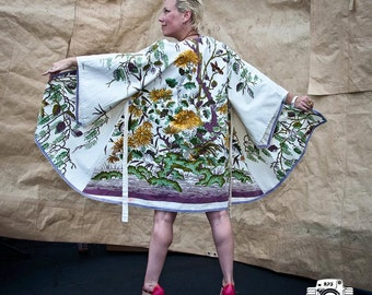 Japanese Kimono designed by Tracy McElfresh