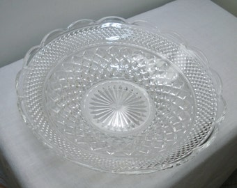 Vintage Wexford Large Shallow Bowl