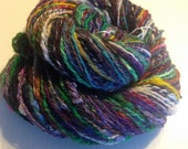 Handspun Yarn - We're All A Little Mad