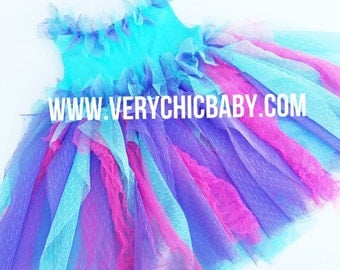 Fairy Halloween Dress Costume Abby Cadabby Twirly Boutique Party Pageant