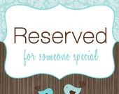 Reserved Listing for H.
