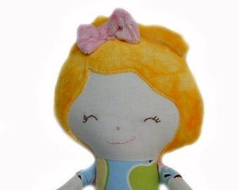 Rag Doll Baby Doll Plush Toy