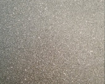 5 sheets 12x12 Gold Glitter Cardstock