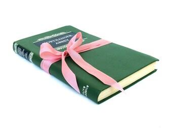 Northanger Abbey by Jane Austen, Persuasion By Jane Austen, Gothic Book, Goth Wedding, Vintage Jane Austen Book, Green Austen Book