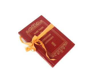 Fairy Tales By Hans Christian Andersen, Fairy Tale Book, Vintage Fairy Tale Book, Fairy Tale Wedding Decor
