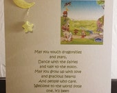 Nursery Rhyme Time Baby Card