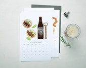 SALE! 2016 Seasonal Beer Pairings Calendar
