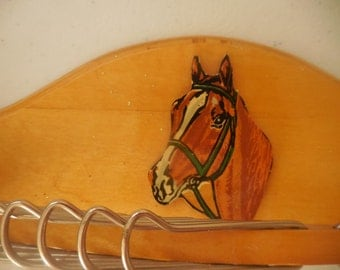 Horse Tie Holder