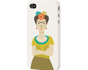 Frida Kahlo Case for iPhone 5, iPhone 6, iPhone 7, from Frida Kahlo Print