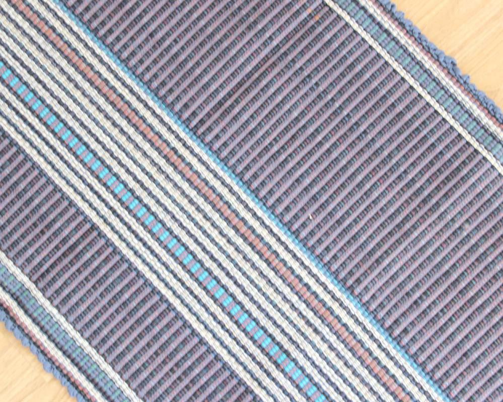 Cotton Kitchen Rug Machine Washable Rag Rug 2 X 3 Black