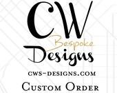 Custom Listing for Manka