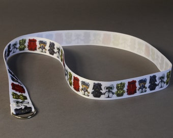 Little Star Wars Characters Lanyard