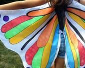 Children's Butterfly Wings - Handmade, Kid's, Fairy, Costume, Dress Up, Halloween