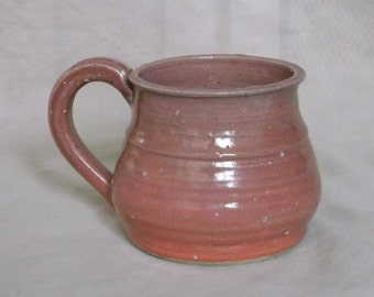 Reddish Orange Mug