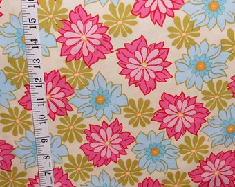 GINGER BLOSSOM by Sandi Henderson - fabric