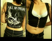 Fall of Efrafa Underbust Vest studded