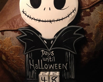 Jack Skellington Night Mare Before Christmas Calendar HE'S AWESOME!!!!
