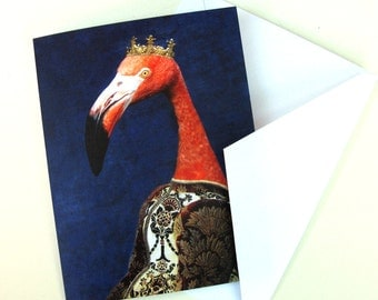Baroness Flamant - Note Card