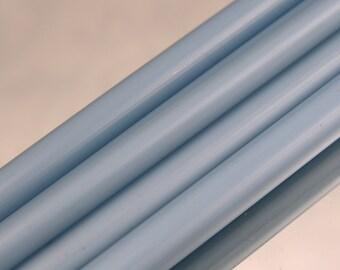 6400-0 Czech Pearl Aquamarine Shampoo Glass ~96 COE - 1/4 pound
