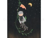 Serenity - art print