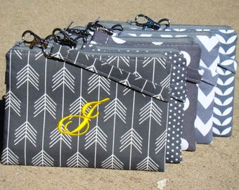 This is a special order for ... VICKI ... 12 Monogrammed Bags