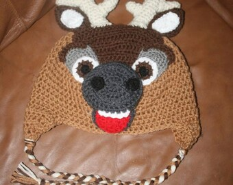 Made to order Sven inspired hat