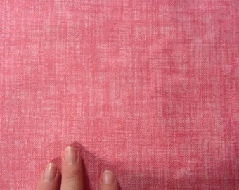 Vintage bubblegum Pink Fabric Retro mod