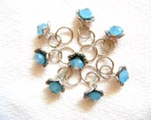 Stitch Markers for the Knitter - Set of 8