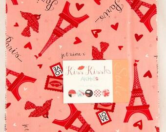 Kiss Kiss Layer Cake from Abi Hall and Moda Fabrics