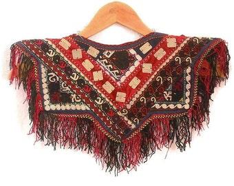 turkmen child's dress collar