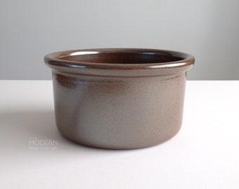 Eslau Denmark Maren Line Stoneware Serving Bowl by Tue Poulson