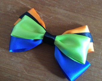 Disney Inspired Goofy (Mickey and Friends) Hair Bow