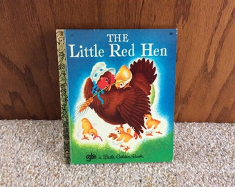 Little Red Hen Little Golden Book