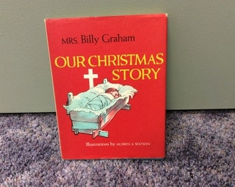 Christmas Book with Dust Jacket