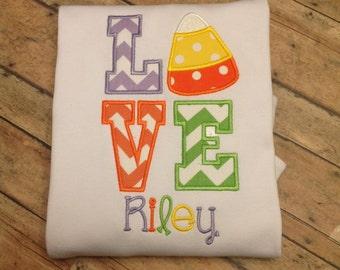 Love Candy Corn T-Shirt