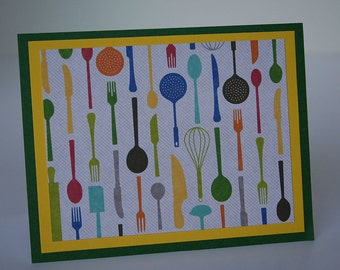 Kitchen Utensils Stationery (4)